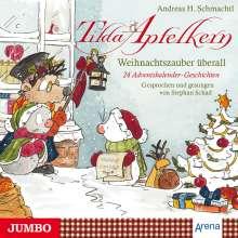 Tilda Apfelkern.Weihnachtszauber Überall.24 Adve, CD
