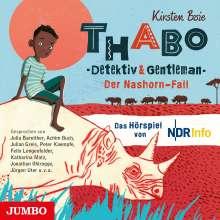 Thabo.Detektiv U.Gentleman.Der Nashornfall.Das, CD