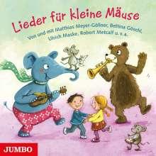Lieder Für Kleine Mäuse, CD