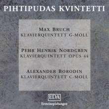 Max Bruch (1838-1920): Klavierquintett g-moll op.ph., CD