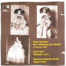 Ernst Toch (1887-1964): Tanzsuite op.30, CD
