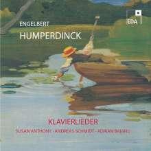Engelbert Humperdinck (1854-1921): Klavierlieder, CD