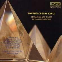 """Johann Caspar Kerll (1627-1693): Missa """"Non Sine Quare"""", CD"""