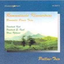 Friedrich Kiel (1821-1885): Klaviertrio op.65,1, CD