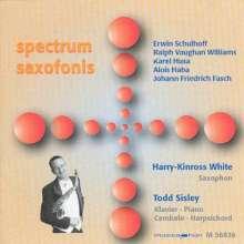 Musik für Saxophon & Klavier, CD