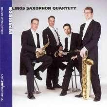 Florent Schmitt (1870-1958): Saxophonquartett op.102, CD