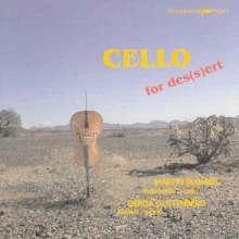 Martin Rummel - Cello for Des(s)ert, CD