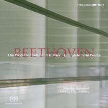 Ludwig van Beethoven (1770-1827): Cellosonaten Nr.1-5, 2 Super Audio CDs