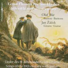 Olaf Bär  - Leise flehen meine Lieder, CD