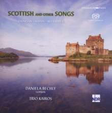 Daniela Bechly - Scottish and other Songs, SACD