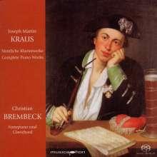 Josef Martin Kraus (1756-1792): Klavierwerke, SACD