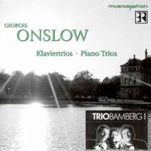 Georges Onslow (1784-1852): Klaviertrios Nr.7 & 8, CD