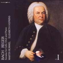 Martin Rummel - Bach & Reger Vol.1, CD
