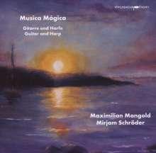 Musik für Harfe & Gitarre, CD