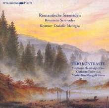 Trio Kontraste - Romantische Serenaden, CD