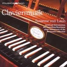 Susanne von Laun - Claviermusik, CD