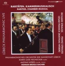 Philharmon.Orchester Lübeck - Raritäten.Kammermusikalisch, SACD