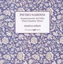 Pietro Nardini (1722-1793): Kammermusik für Flöte, CD