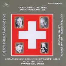 Othmar Schoeck (1886-1957): Nachhall op.70 für Stimme & Orchester, SACD