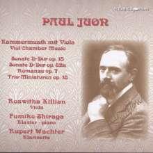 Paul Juon (1872-1940): Kammermusik mit Viola, CD