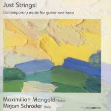 Maximilian Mangold & Mirjam Schröder - Just Strings!, CD