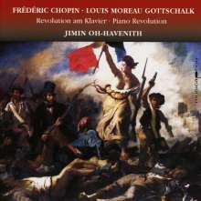 Jimin Oh-Havenith - Revolution am Klavier, CD