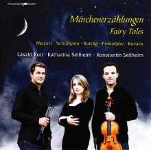 Märchenerzählungen, CD