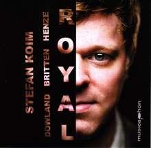 Stefan Koim - Royal, CD