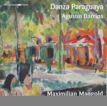 "Agustin Barrios Mangore (1885-1944): Gitarrenwerke ""Danza Paraguaya"", CD"