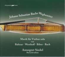 Annegret Siedel - Johann Sebastian Bachs Wegbereiter, CD