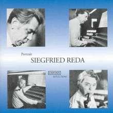 Siegfried Reda (1916-1968): Orgelsonate, CD