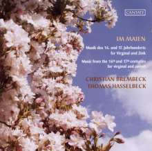 Im Maien - Musik des 16. & 17. Jh. für Virginal & Zink, CD