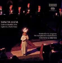 Kinderchor St.Gregorius - Sancta Lucia, Super Audio CD