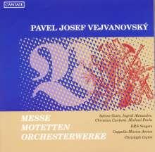 Pavel Josef Vejvanovsky (1633-1693): Missa Salvatoris, CD