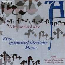 Eine spätmittelalterliche Messe, CD