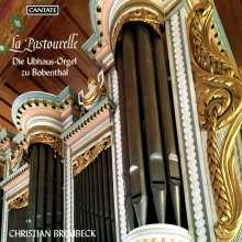 Christian Brembeck - La Pastourelle, CD