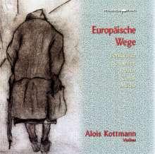 Alois Kottmann - Europäische Wege, CD