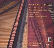 Gerrit Zitterbart - Zwischen Wien und London, CD