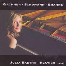 Julia Bartha,Klavier, CD