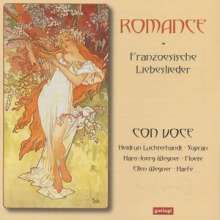 Heidrun Luchterhardt - Romance, CD
