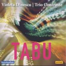 "Violeta Dinescu (geb. 1953): Kammermusik ""Tabu"", CD"