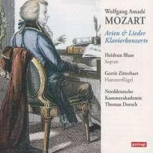 Wolfgang Amadeus Mozart (1756-1791): Klavierkonzerte Nr.21 & 23, 2 CDs
