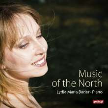 Lydia Maria Bader - Music of the North, CD