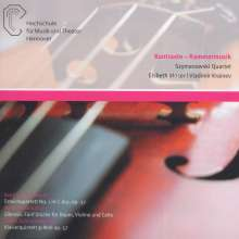Szymanowski Quartet - Kontraste, CD