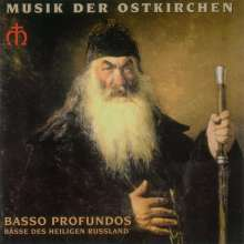 Musik der Ostkirchen - Basso Profundos, CD