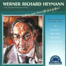 Werner Richard Heymann (1896-1961): Liebling, mein Herz lässt dich grüßen, CD