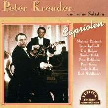 Peter Kreuder (1905-1981): Capriolen, CD