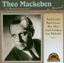 Theo Mackeben (1897-1953): ...und über uns der Himmel, CD