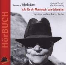 Solo Für Ein Mannequin Von Grieneisen, CD