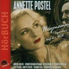 """Annette Postel singt Heymann """", CD"""